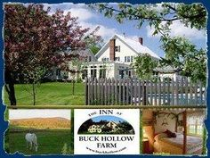 Inn at Buck Hollow Farm - Fairfax, Vermont
