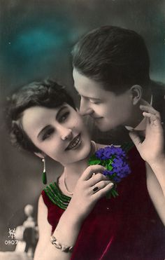 Lovers in 1928