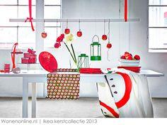 Vier kerst in stijl met Ikea #kerstmis