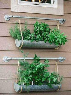 Una de las cosas maravillosas y fascinantes sobre la jardinería vertical es que podemos implementarl