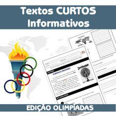 Código 537 Textos curtos informativos - Edição Olimpíadas