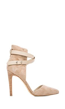 Joe's Jeans Laney Heel in Nude
