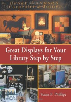 library display ideas from squidoo