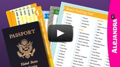 [VIDEO]: How to Pack Travel Documents from http://www.alejandra.tv/blog/2014/07/video-pack-travel-documents/?utm_source=Pinterest&utm_medium=Pin&utm_content=TravelDocs&utm_campaign=WeeklyVideo