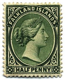 Postage stamps and postal history of the Falkland Islands - Wikipedia, the free encyclopedia