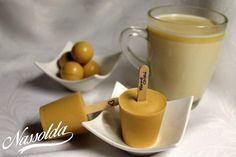 Forró csoki (karamellizált fehér csoki)