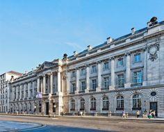 Royal Automobile Club, Pall Mall (Mewes & Davies)