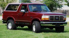 1996 XLT Bronco