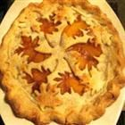 Peach Pie the Old Fashioned Two Crust Way Recipe