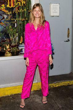 #StarStyle: ¡Las celebrities salen en pijama a la calle!
