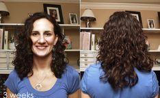 "The ""Curly Girl Method"" handbook convinced me to give it a try - for at least 6 weeks.  I mean, look how pretty those curls are! I was wearing my hair curly most days anyhow with all the insane Alabama humidity, so why not try to make it look better when I did wear it that way?"