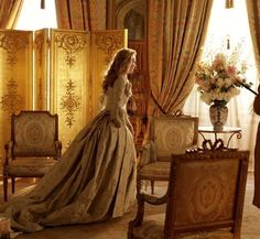 Diane Kruger as Marie Antoinette in Farewell, My Queen. Les adieux à la reine