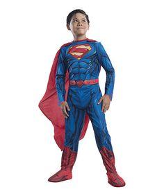 Loving this Superman Detail Dress-Up Set - Kids on #zulily! #zulilyfinds