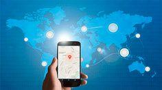 Online-Standortbestimmung und Tracking mit der Handynummer und Internet. Finde den Standort deiner Freunde, Freundin oder Kinder mit GPS...