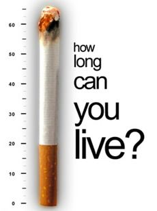 What are your thoughts concerning smoking cigarettes and their effects?