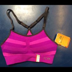 New champion pink sports bra with tags XS NWT hot pink sports bra by Champion. Champion Intimates & Sleepwear Bras
