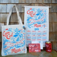 Cape Cod Gift Set now featured on Fab.