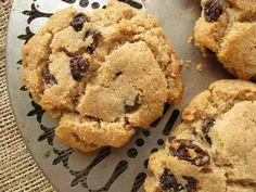 Cinnamon Raisin Cookies 2 Cups Blanched Almond Flour