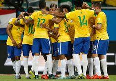 Papo Na Arquibancada: Eliminatórias Copa-18 - Até março!