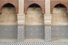 Detail    Fes, Morocco. Been there!!!!