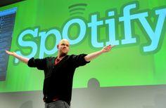 Music Streaming Company Spotify Reaches a Big New Milestone...