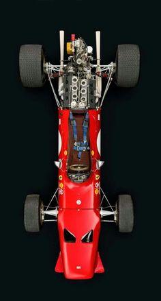 Ferrari F2 car