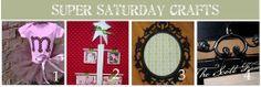 An extensive list of Super Saturday Crafts