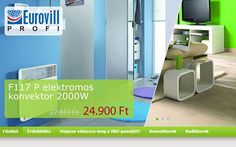 Eurovill eletricity heating system microsite
