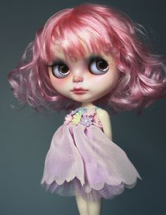 OOAK Custom Blythe Doll by G.Baby - Juki
