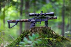 EdGun Leshiy - pictures and initial thoughts - Airguns & Guns Forum