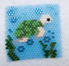 Square by Debbie Pike (8 of 8) - Bead&Button Magazine Community - Forums, Blogs, and Photo Galleries