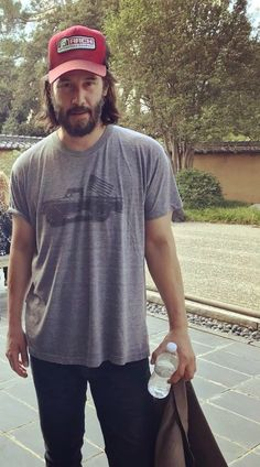 """"""" anamaralav The Huntington Library, Art Collections, and Botanical Gardens With Keanu Reeves at 4 Stunden (x) (cropped) """" Keanu Reeves Young, Keanu Reeves John Wick, Keanu Charles Reeves, Olivia De Havilland, Keanu Reeves Quotes, Arch Motorcycle Company, Keanu Reaves, Quotes Thoughts, Young Cute Boys"""