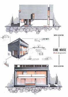 Elevations on Student Show
