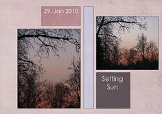Setting Sun by Eijaite.deviantart.com on @DeviantArt