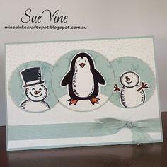 Snow Place: Miss Pinks Craft Spot #snowplace #snowfriends #softlyfalling…