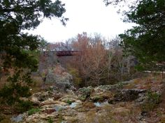 9.) Dripping Springs Trail-Natural Falls State Park: Colcord, Ok