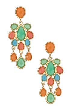Cabana Collection Chandelier Earrings by Chic & Cheerful: Jewelry Event on @HauteLook