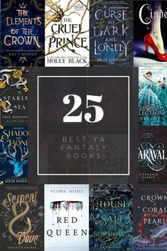 Best YA Fantasy Books For serious readers only! Even if you love young adult fantasy, we can guarantee you haven't read every book on this list! Adult Fantasy Books, Fantasy Books To Read, Best Books To Read, Ya Books, I Love Books, Book Club Books, Book Lists, Reading Lists, Best Fantasy Romance Books