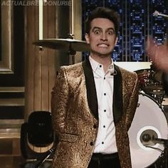 brendon on the tonight show (: