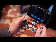 The Mad Catz LYNX 9 is a bold and unique mobile gaming controller | The Verge