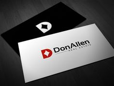 Don Allen Real Estate - Logo Design Project Bold, Masculine Logo Design by Alchemist