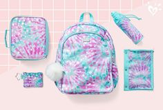 School is going to start anytime soon!💕 Swipe left and find the complete range of Back to School collections you love at Justice😍 Shop in-… Justice Backpacks, Justice Bags, Justice Stuff, Cute Backpacks, Girl Backpacks, School Backpacks, 6th Grade School Supplies, Cute School Supplies, Kids Mma