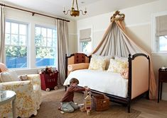 Bedroom Decorating Ideas: Young Children - Traditional Home®