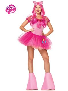 Sexy My Little Pony Pinky Pie Costume | Wholesale My Little Pony Costumes for Adults