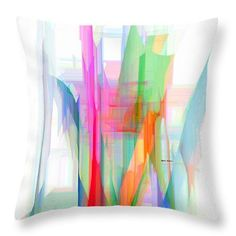 Throw Pillow - Abstract 9501-001