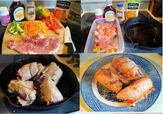 Happy Living With Tina : Pork Loin Skillet Dish
