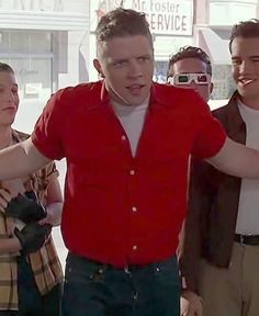 Biff in 'Back To The Future'... 'memba him?! (Click the pic to see how he looks now.)