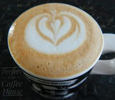 Small cups get small latte arts  #perfectcupch #coffee #cafe #latteart #espresso #flatwhite #dailycoffee