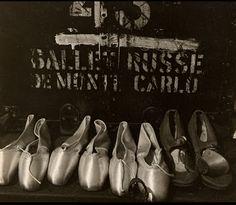 Ballet Russe de Monte-Carlo.