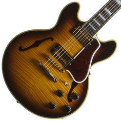 2004 Gibson CS-356 Figured Maple Top | Garrett Park Guitars | Available at Garrett Park Guitars | www.gpguitars.com